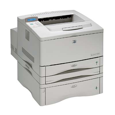 HP LaserJet 5100 Printer - Q1860A - Click Image to Close